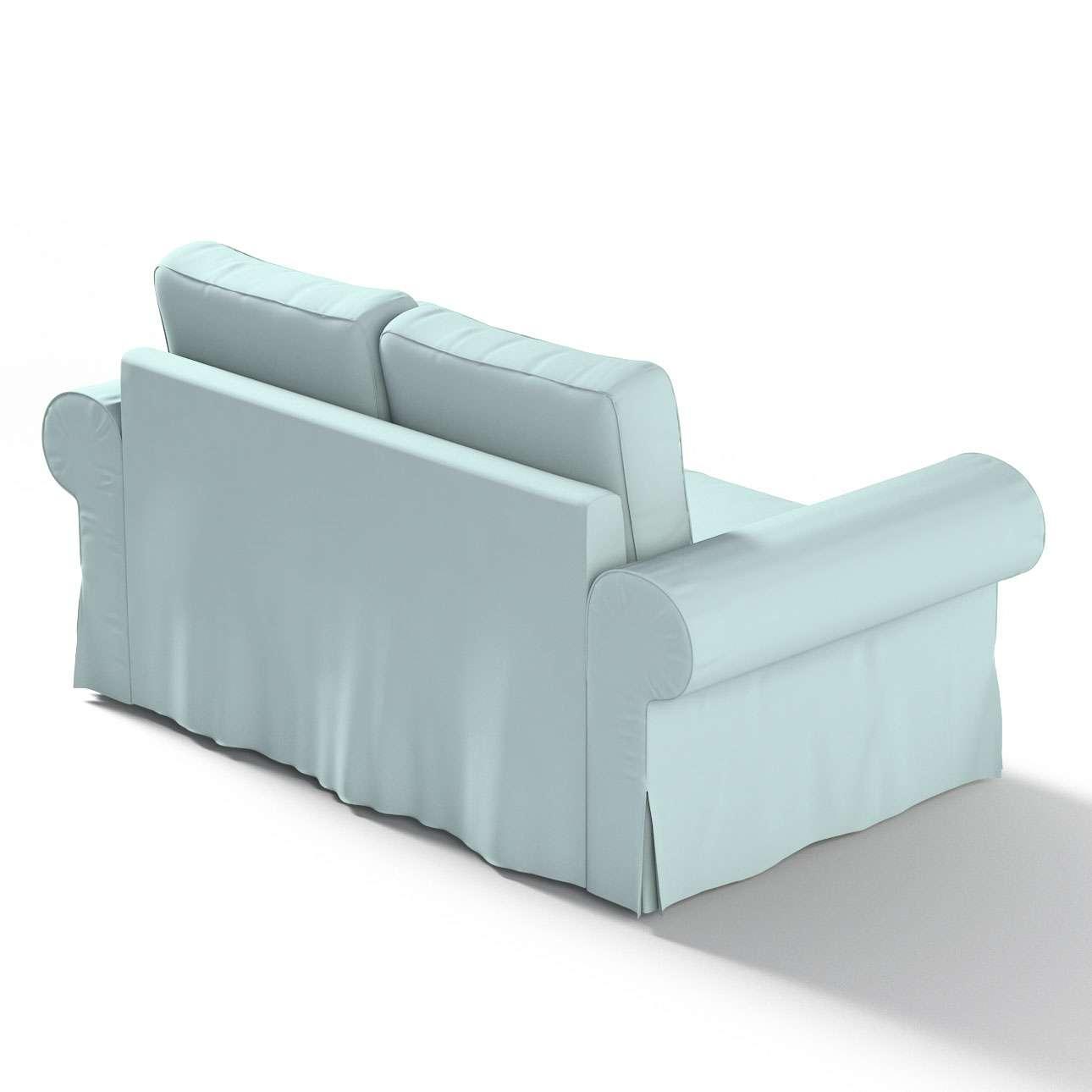 Bezug für Backabro 2-Sitzer Sofa ausklappbar von der Kollektion Cotton Panama, Stoff: 702-10
