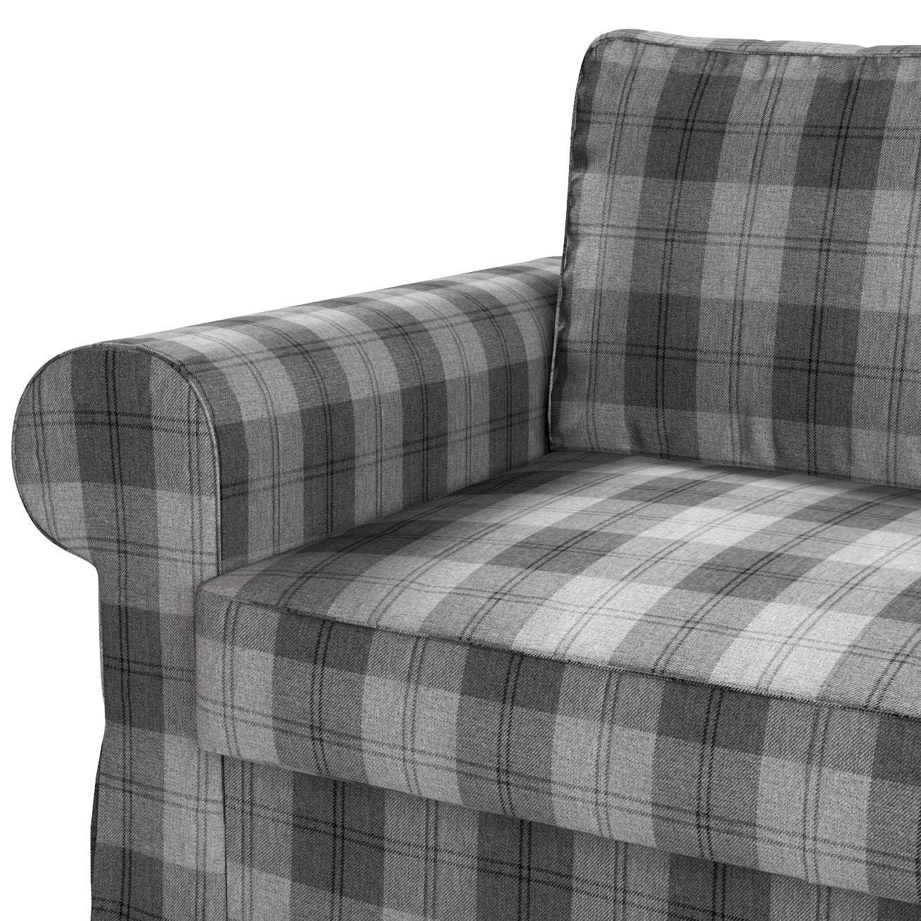 Bezug für Backabro 2-Sitzer Sofa ausklappbar von der Kollektion Edinburgh , Stoff: 115-75