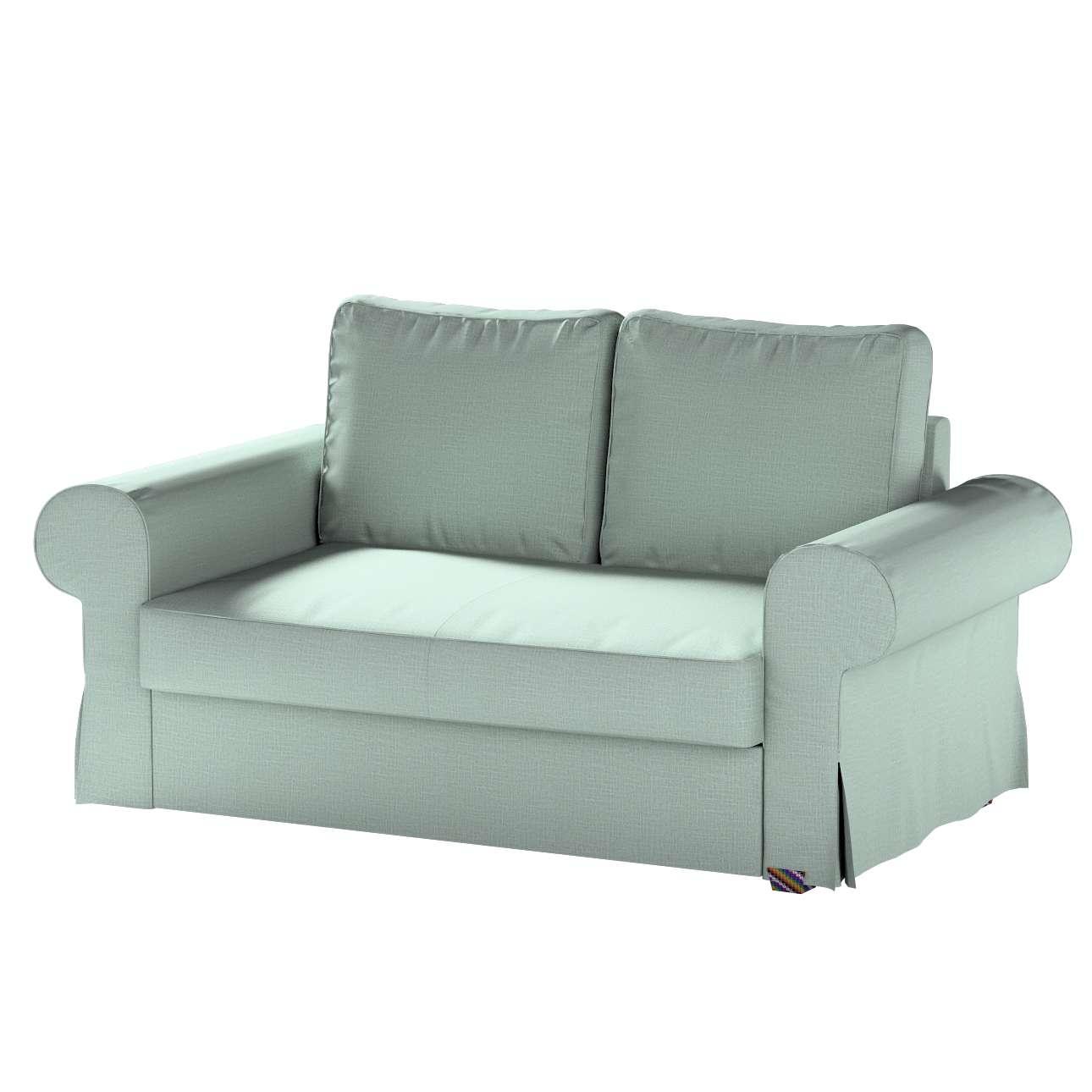 Pokrowiec na sofę Backabro 2-osobową rozkładaną w kolekcji Living II, tkanina: 160-86