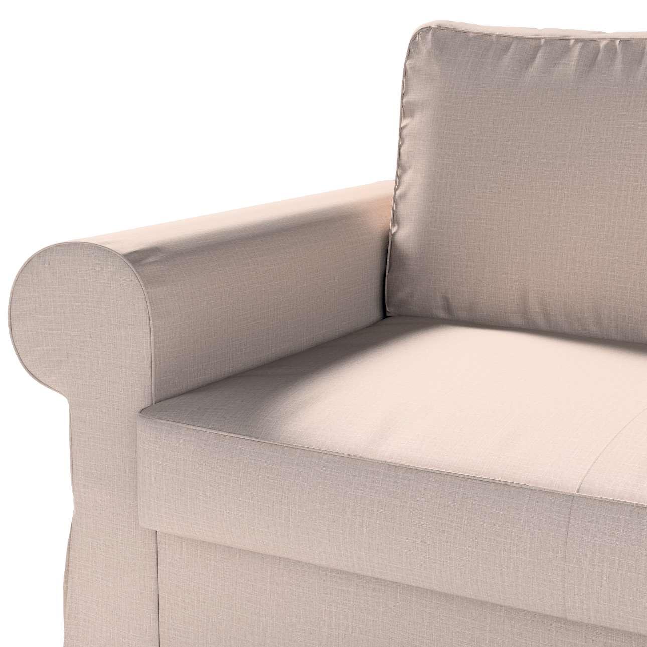 Bezug für Backabro 2-Sitzer Sofa ausklappbar von der Kollektion Living II, Stoff: 160-85