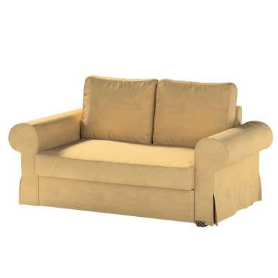 Pokrowiec na sofę Backabro 2-osobową rozkładaną w kolekcji Living, tkanina: 160-93