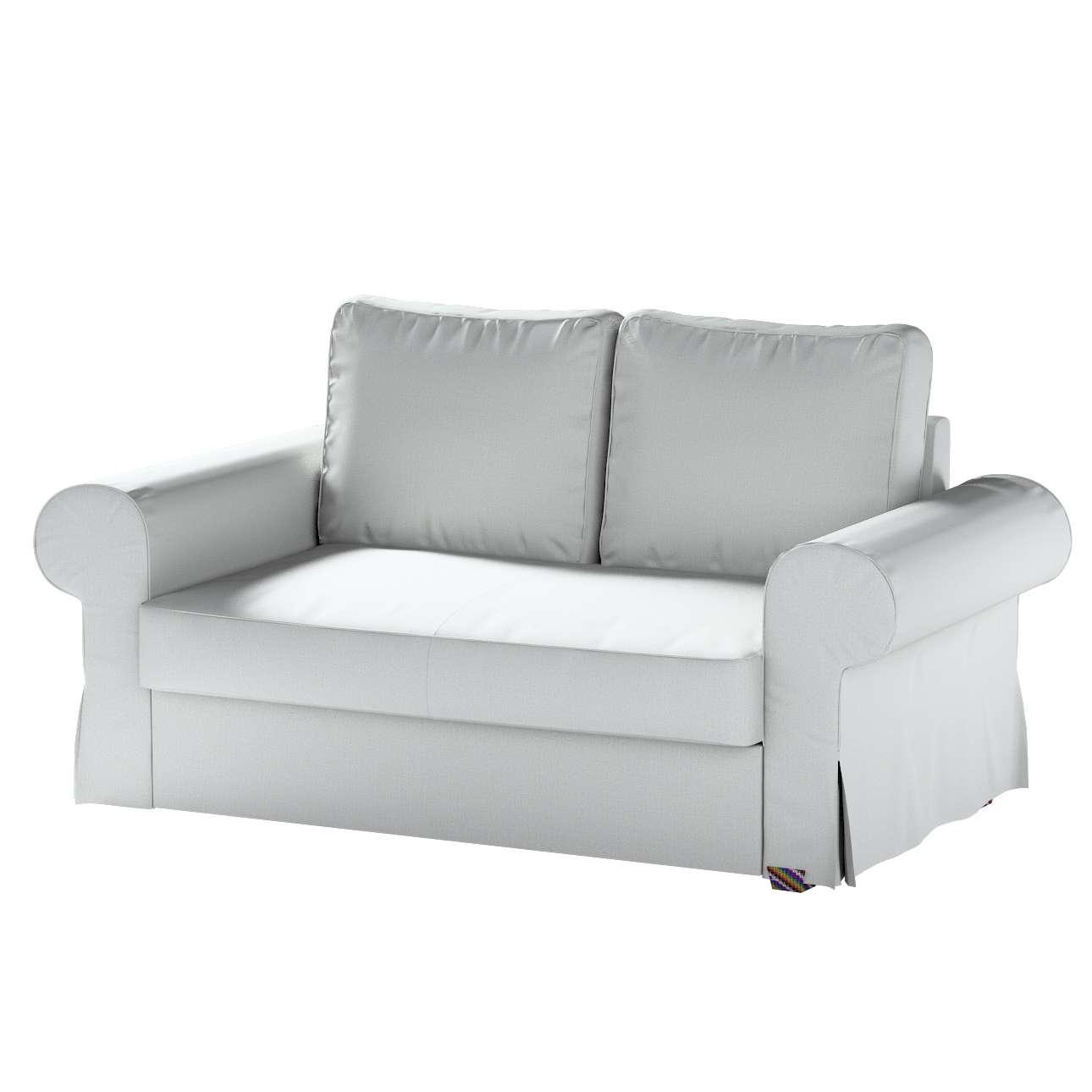Pokrowiec na sofę Backabro 2-osobową rozkładaną w kolekcji Living II, tkanina: 161-18