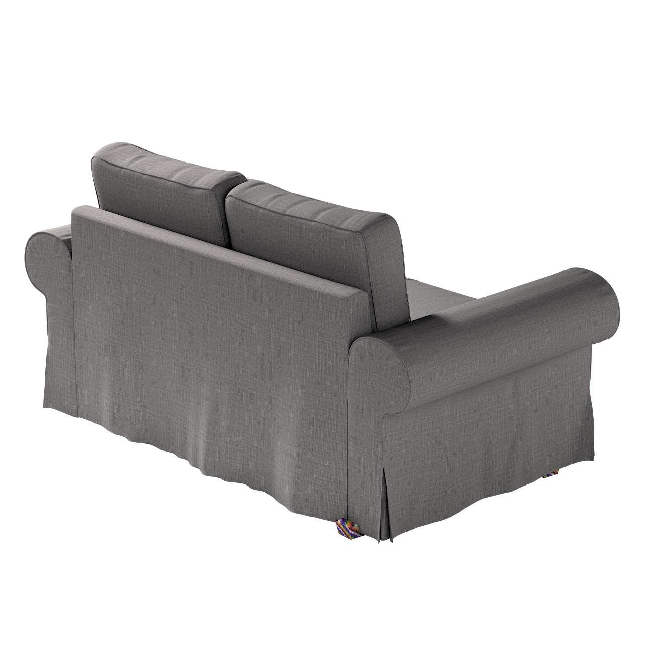 Pokrowiec na sofę Backabro 2-osobową rozkładaną w kolekcji Living, tkanina: 161-16