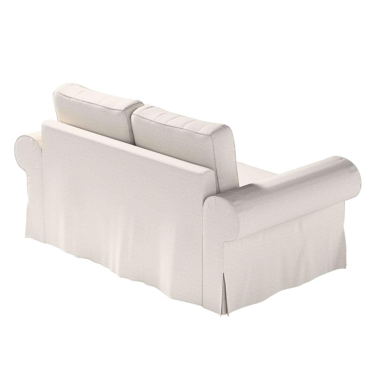 Pokrowiec na sofę Backabro 2-osobową rozkładaną w kolekcji Living II, tkanina: 161-00
