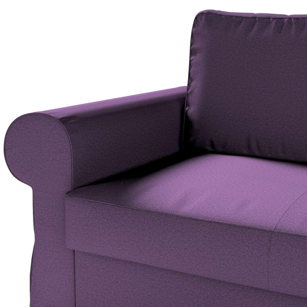 Bezug für Backabro 2-Sitzer Sofa ausklappbar von der Kollektion Etna, Stoff: 161-27