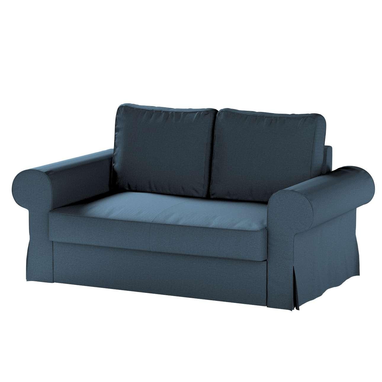 Pokrowiec na sofę Backabro 2-osobową rozkładaną w kolekcji Etna, tkanina: 705-30