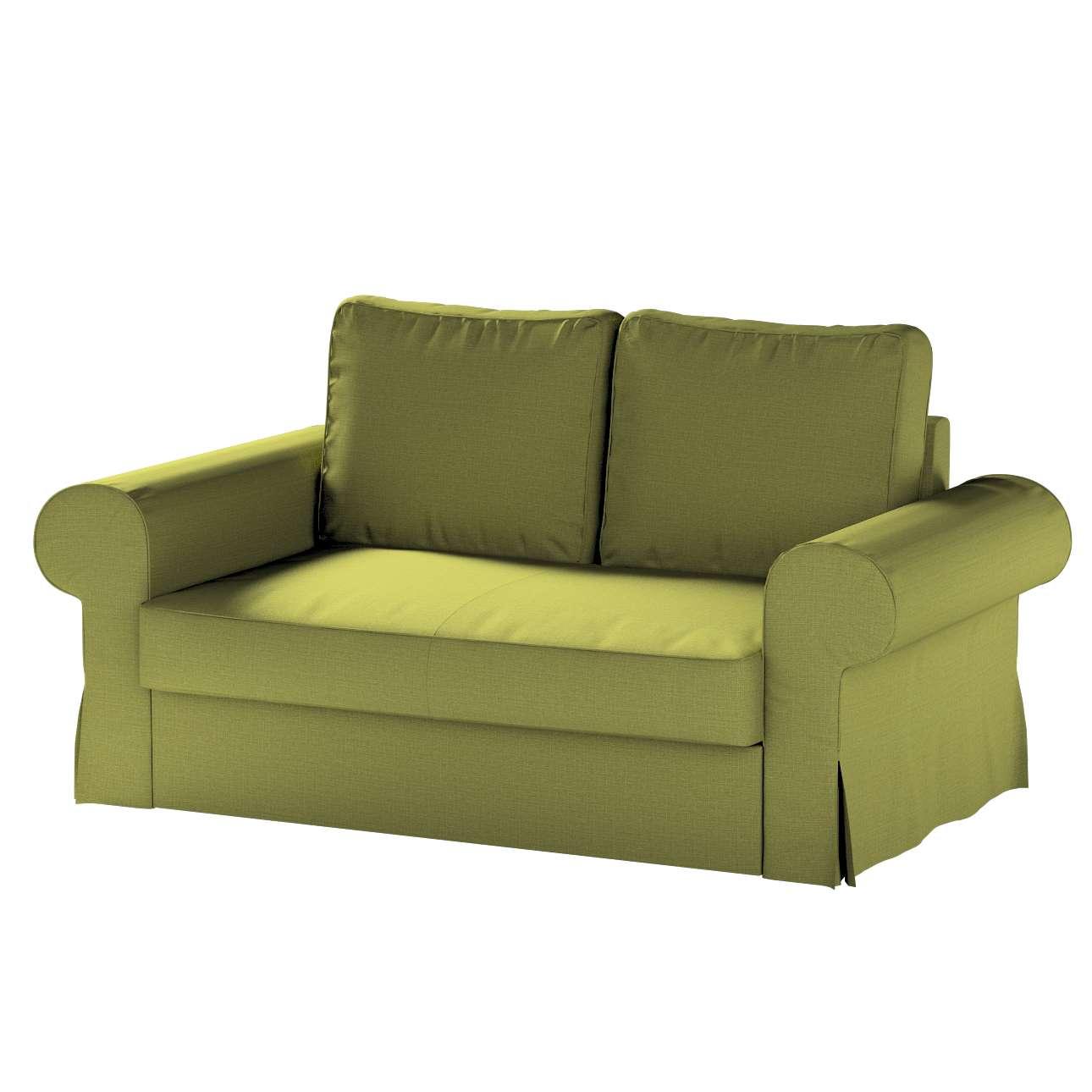 Pokrowiec na sofę Backabro 2-osobową rozkładaną w kolekcji Living, tkanina: 161-13
