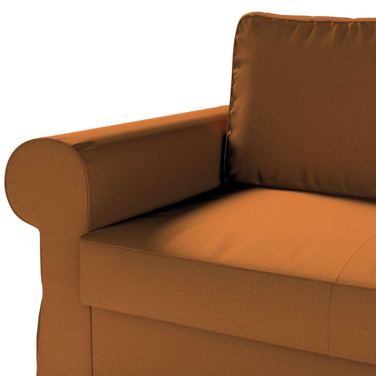 Pokrowiec na sofę Backabro 2-osobową rozkładaną w kolekcji Living II, tkanina: 161-28