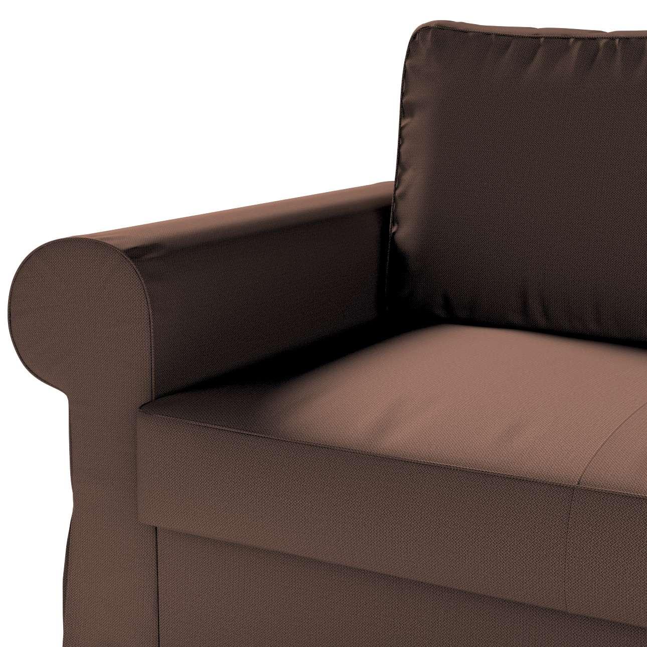 Pokrowiec na sofę Backabro 2-osobową rozkładaną w kolekcji Bergen, tkanina: 161-73