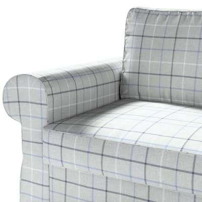 Pokrowiec na sofę Backabro 2-osobową rozkładaną w kolekcji Edinburgh, tkanina: 703-18