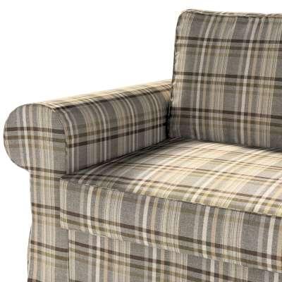 Pokrowiec na sofę Backabro 2-osobową rozkładaną w kolekcji Edinburgh, tkanina: 703-17