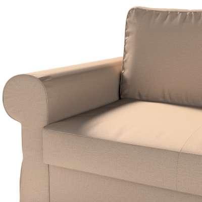 Bezug für Backabro 2-Sitzer Sofa ausklappbar von der Kollektion Bergen, Stoff: 161-75