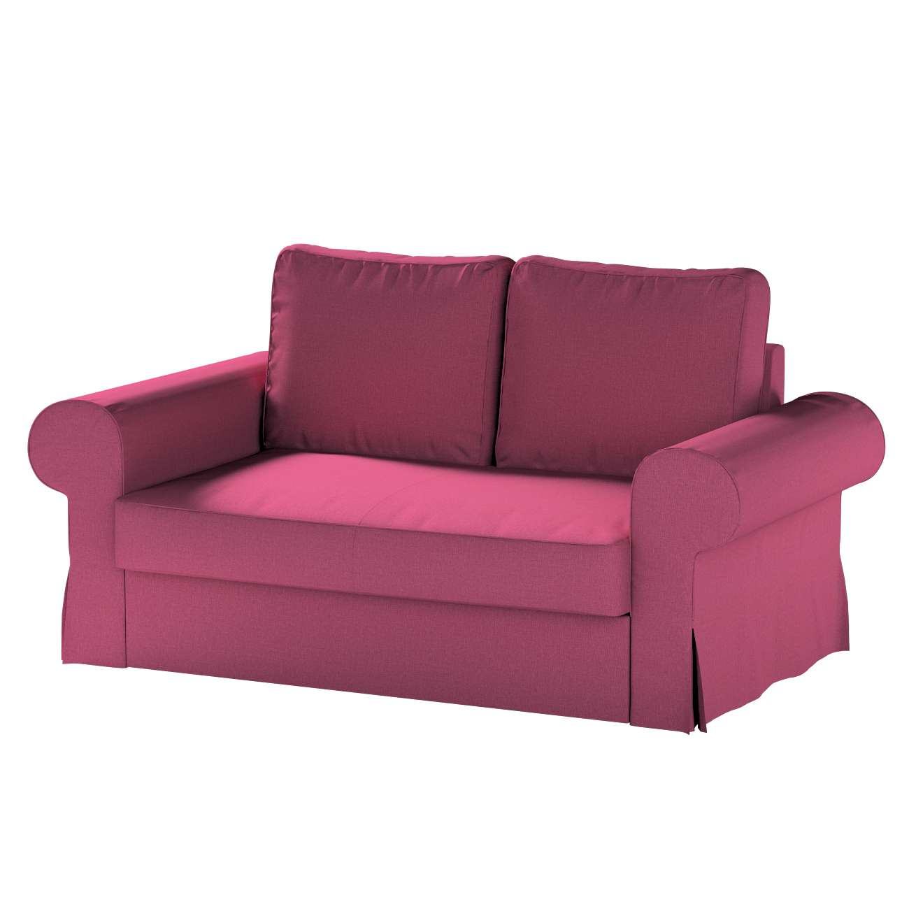 Bezug für Backabro 2-Sitzer Sofa ausklappbar von der Kollektion Living, Stoff: 160-44