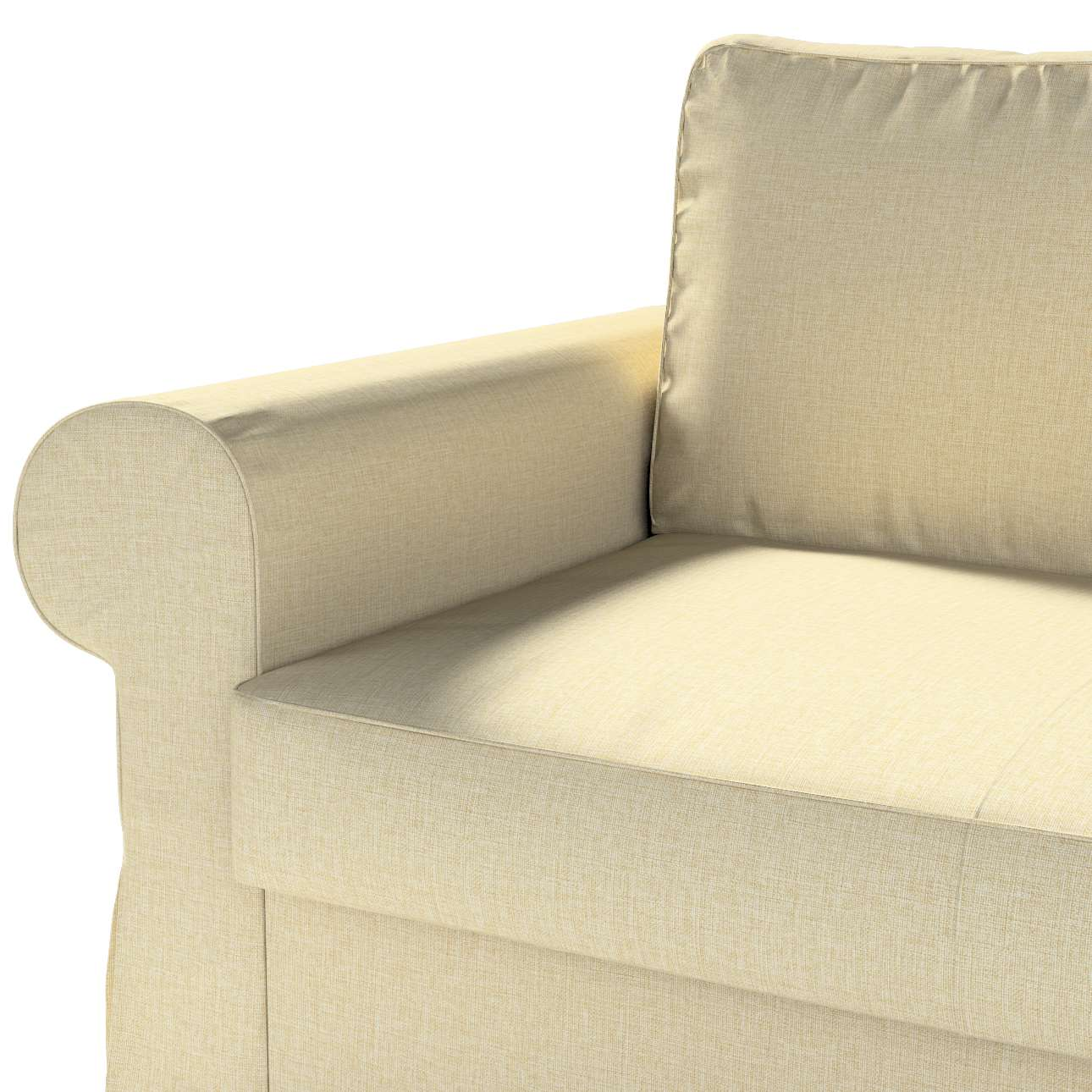 Bezug für Backabro 2-Sitzer Sofa ausklappbar von der Kollektion Living, Stoff: 161-45