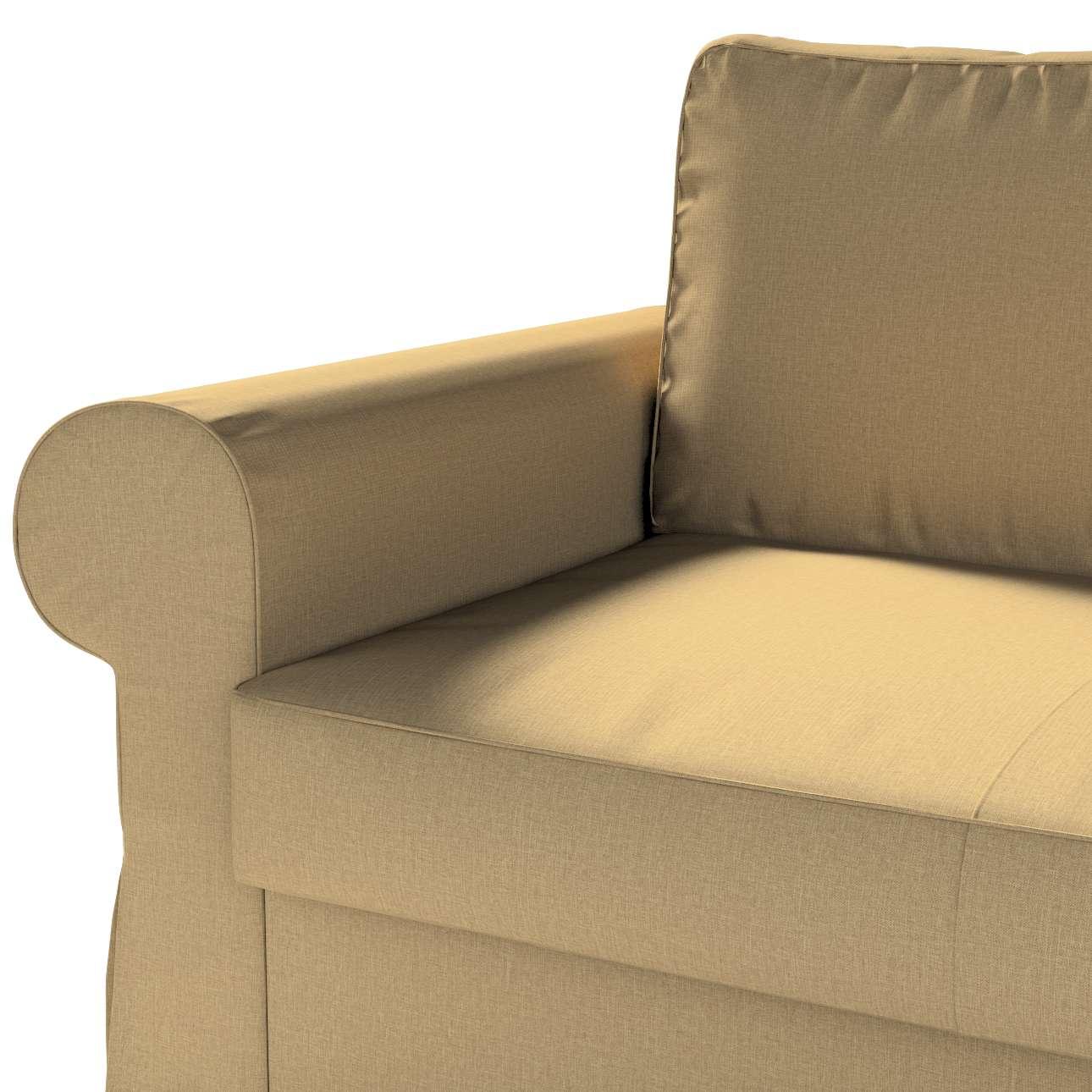 Pokrowiec na sofę Backabro 2-osobową rozkładaną w kolekcji Living, tkanina: 161-50