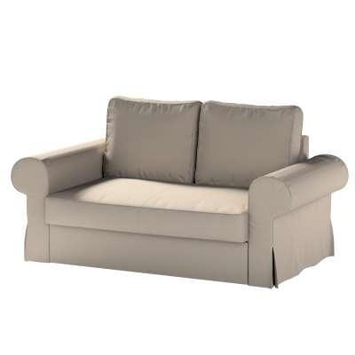 Pokrowiec na sofę Backabro 2-osobową rozkładaną w kolekcji Living, tkanina: 161-53
