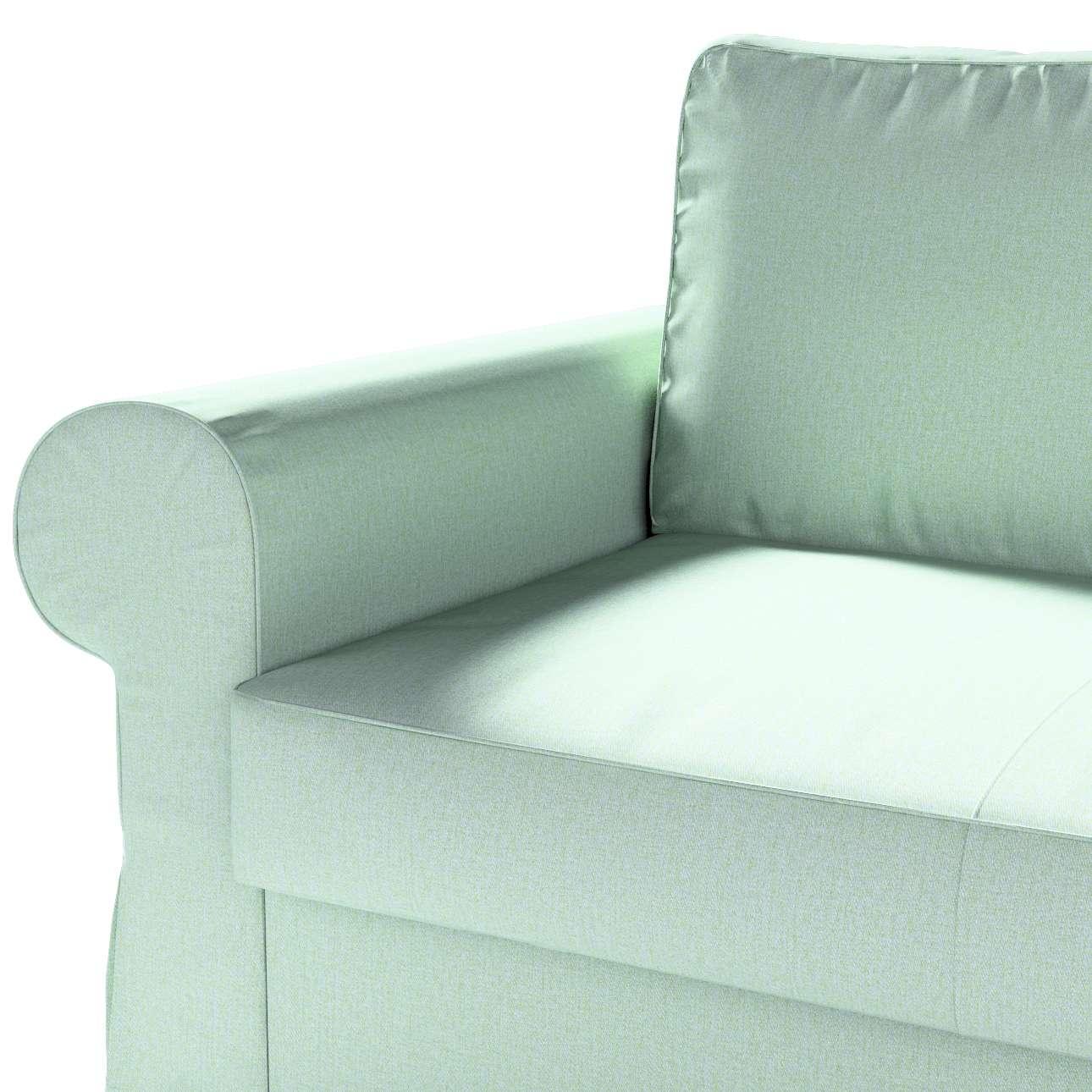 Bezug für Backabro 2-Sitzer Sofa ausklappbar von der Kollektion Living, Stoff: 161-61