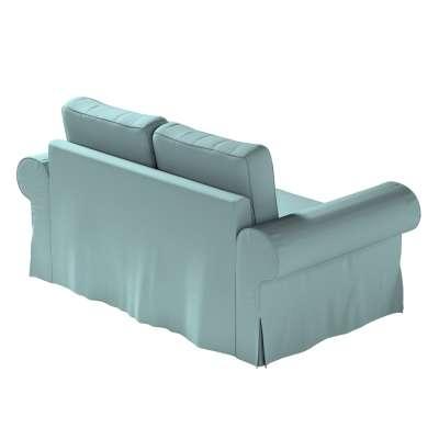 """Dvivietės sofos """"Backabro""""  užvalkalas 702-40 turkio pilkšva Kolekcija Cotton Panama"""