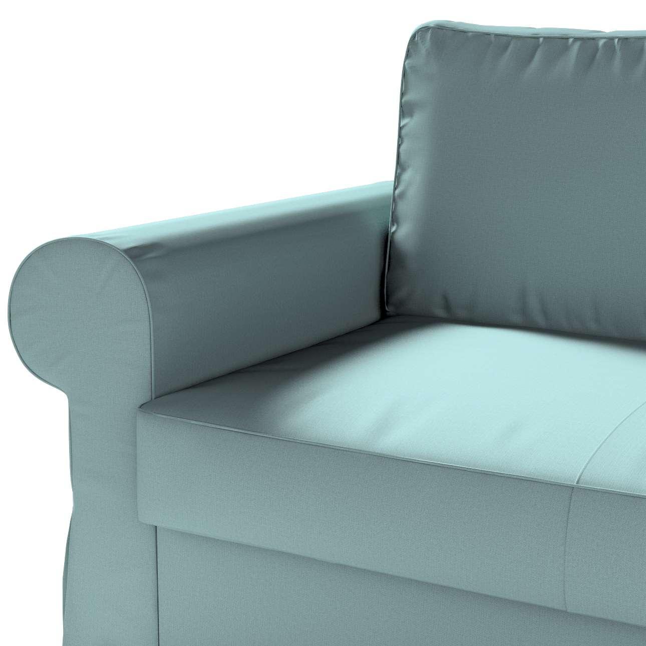 Bezug für Backabro 2-Sitzer Sofa ausklappbar von der Kollektion Cotton Panama, Stoff: 702-40