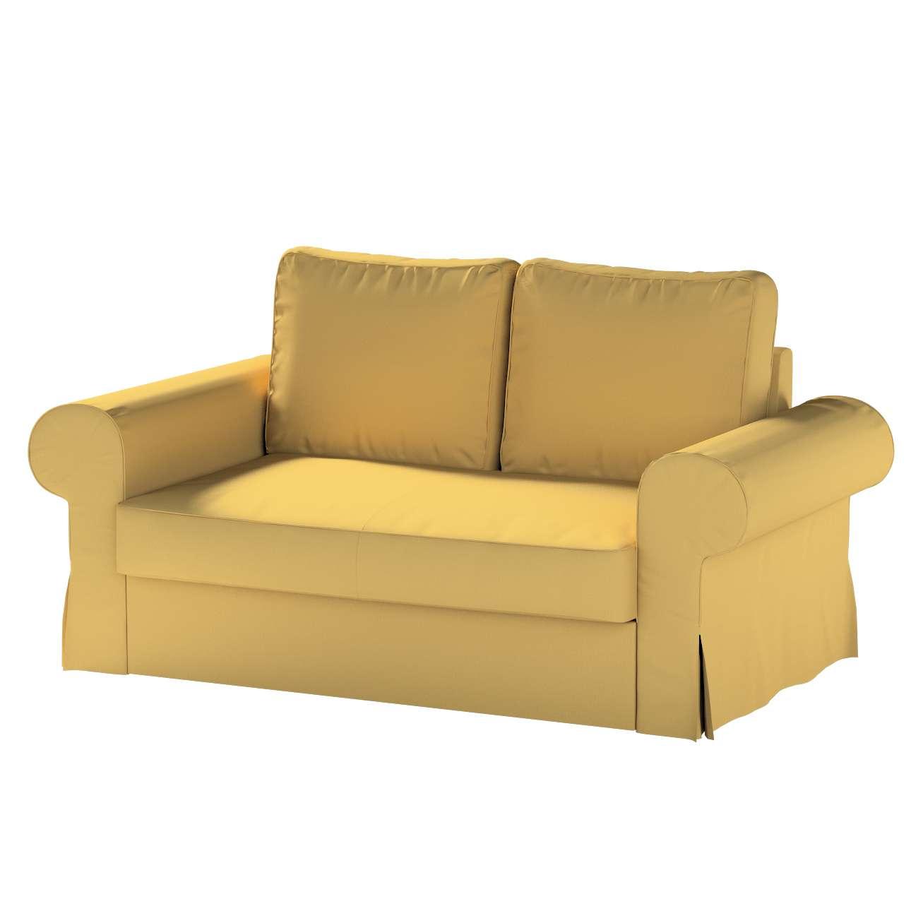 Bezug für Backabro 2-Sitzer Sofa ausklappbar von der Kollektion Cotton Panama, Stoff: 702-41