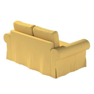 """Dvivietės sofos """"Backabro""""  užvalkalas 702-41 prigesinta geltona Kolekcija Cotton Panama"""