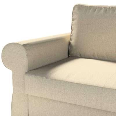 Pokrowiec na sofę Backabro 2-osobową rozkładaną w kolekcji City, tkanina: 704-80
