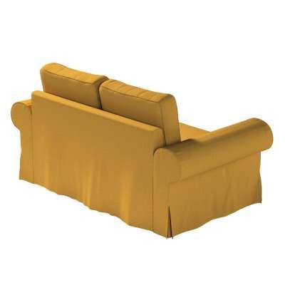 """Dvivietės sofos """"Backabro""""  užvalkalas 704-82 medaus spalvos šenilinis audinys Kolekcija City"""