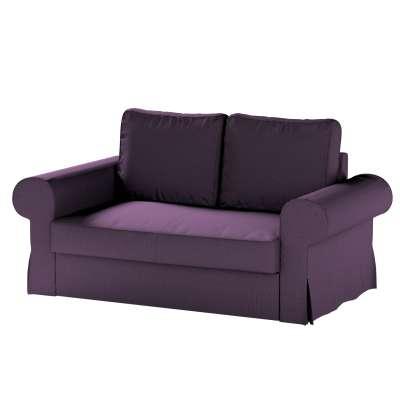 Pokrowiec na sofę Backabro 2-osobową rozkładaną w kolekcji Living, tkanina: 161-67