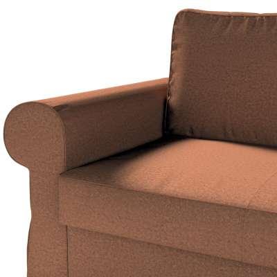 Pokrowiec na sofę Backabro 2-osobową rozkładaną w kolekcji Living, tkanina: 161-65