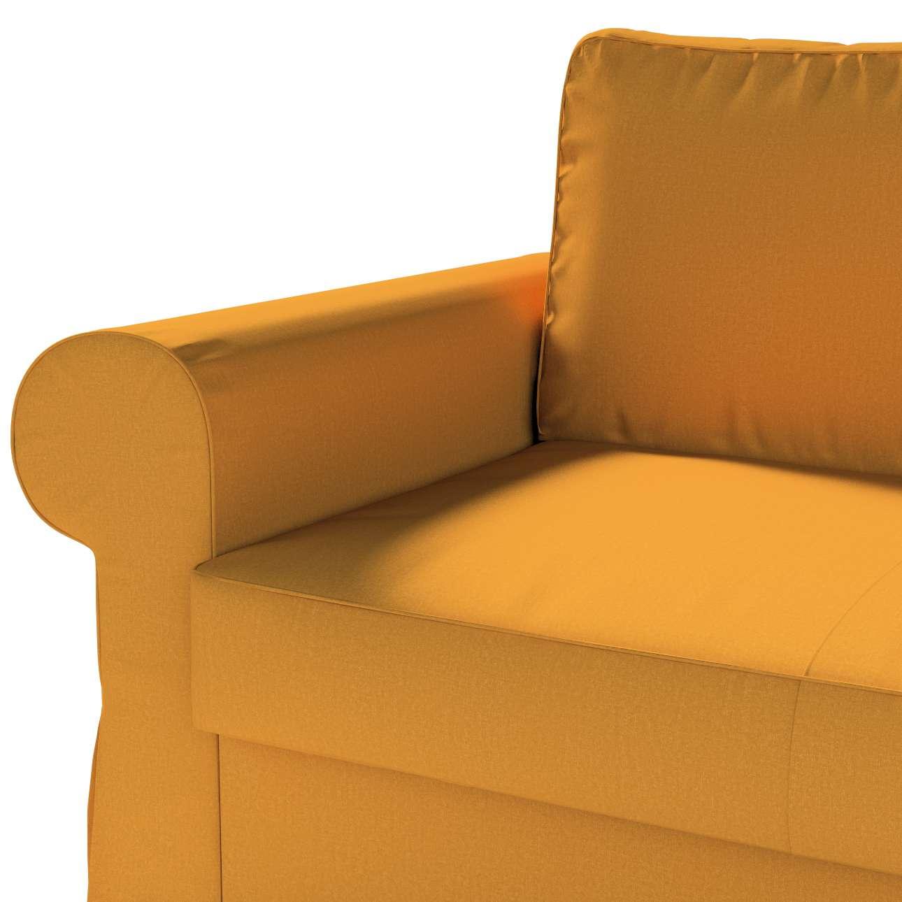 Pokrowiec na sofę Backabro 2-osobową rozkładaną w kolekcji Living, tkanina: 161-64