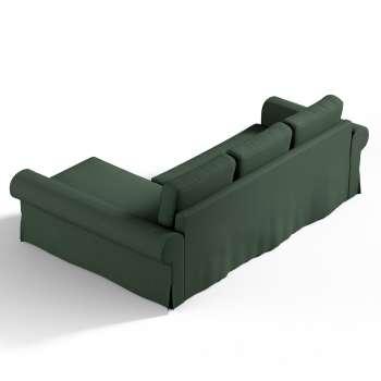 Pokrowiec na sofę Backabro rozkładaną z leżanką sofa Backabro rozkładana z leżanką w kolekcji Cotton Panama, tkanina: 702-06