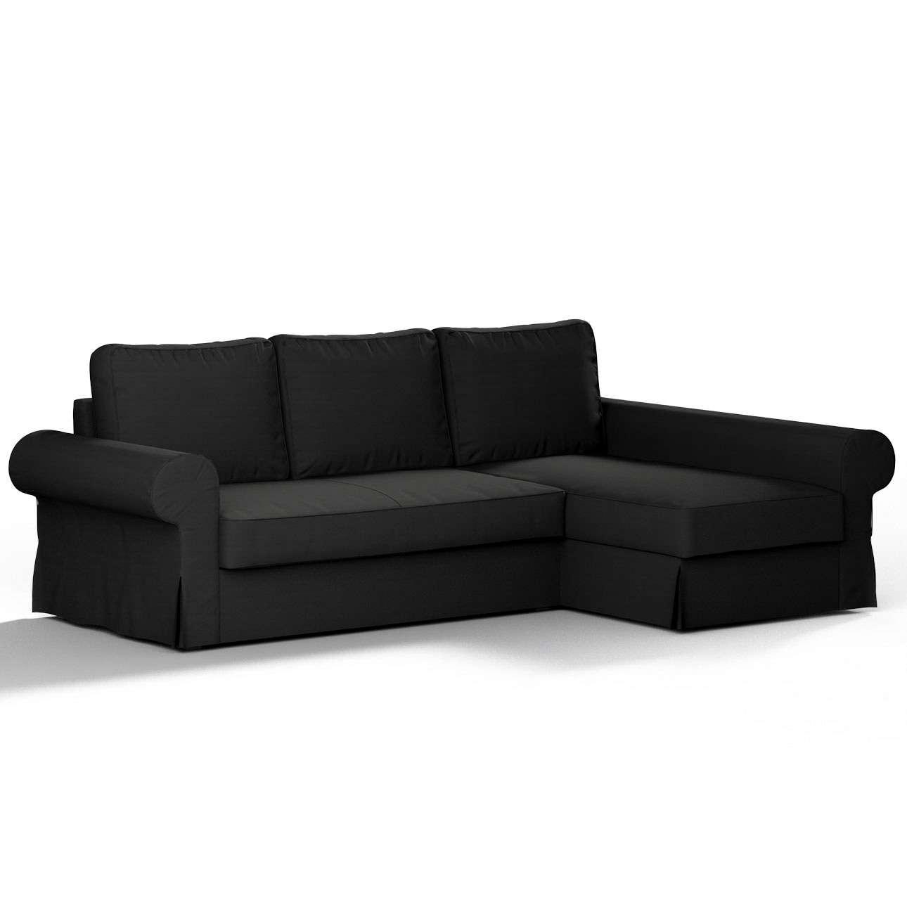 Huzat a Backabro kinyitható karfás kanapéra a kollekcióból Cotton Panama Bútorszövet, Dekoranyag: 702-08