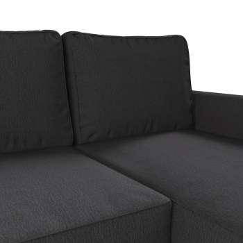 Pokrowiec na sofę Backabro rozkładaną z leżanką sofa Backabro rozkładana z leżanką w kolekcji Chenille, tkanina: 702-20