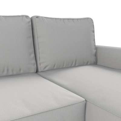 Pokrowiec na sofę Backabro rozkładaną z leżanką w kolekcji Chenille, tkanina: 702-23