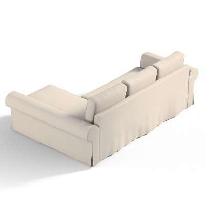 """""""Backabro"""" užvakalas sofai su gulimuoju krėslu 705-01 kreminė Kolekcija Etna"""