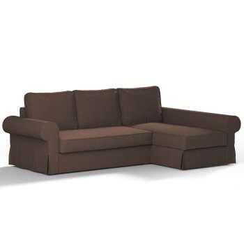 Pokrowiec na sofę Backabro rozkładaną z leżanką sofa Backabro rozkładana z leżanką w kolekcji Etna , tkanina: 705-08