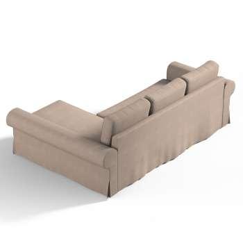 Pokrowiec na sofę Backabro rozkładaną z leżanką sofa Backabro rozkładana z leżanką w kolekcji Etna , tkanina: 705-09
