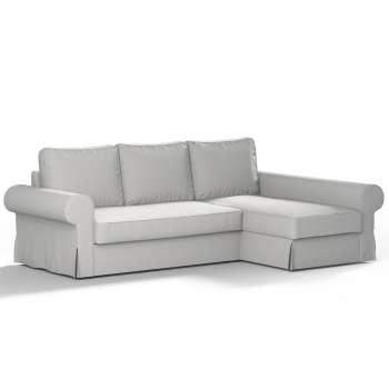 Pokrowiec na sofę Backabro rozkładaną z leżanką sofa Backabro rozkładana z leżanką w kolekcji Etna , tkanina: 705-90