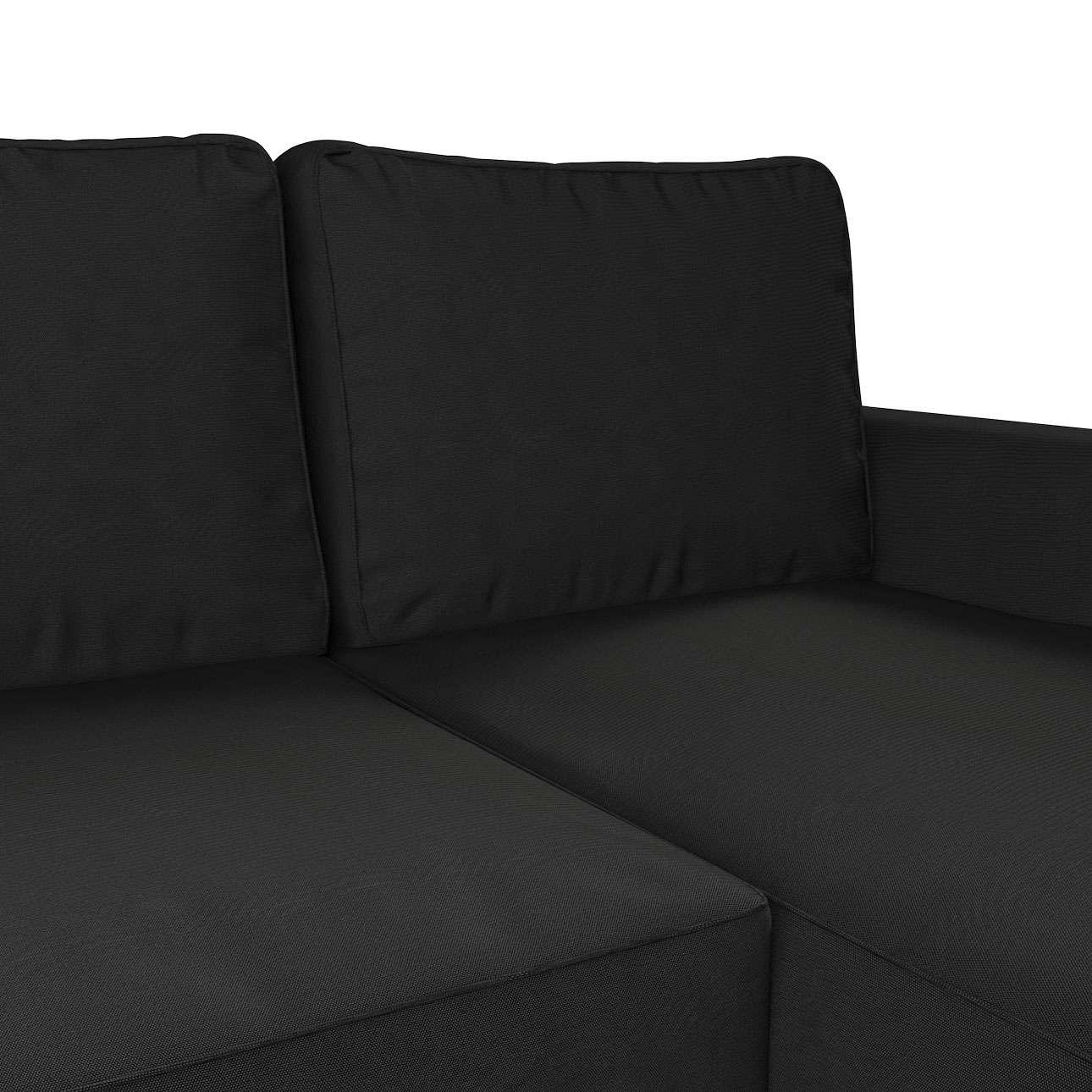 Pokrowiec na sofę Backabro rozkładaną z leżanką w kolekcji Etna , tkanina: 705-00