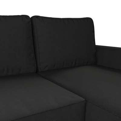 Pokrowiec na sofę Backabro rozkładaną z leżanką w kolekcji Etna, tkanina: 705-00