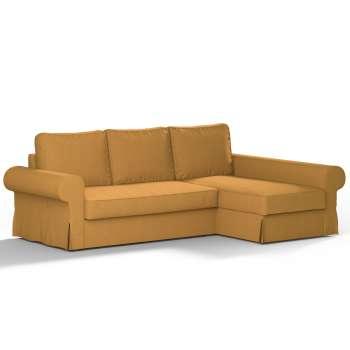 Pokrowiec na sofę Backabro rozkładaną z leżanką sofa Backabro rozkładana z leżanką w kolekcji Etna , tkanina: 705-04