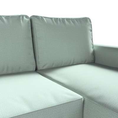 Pokrowiec na sofę Backabro rozkładaną z leżanką w kolekcji Living II, tkanina: 160-86