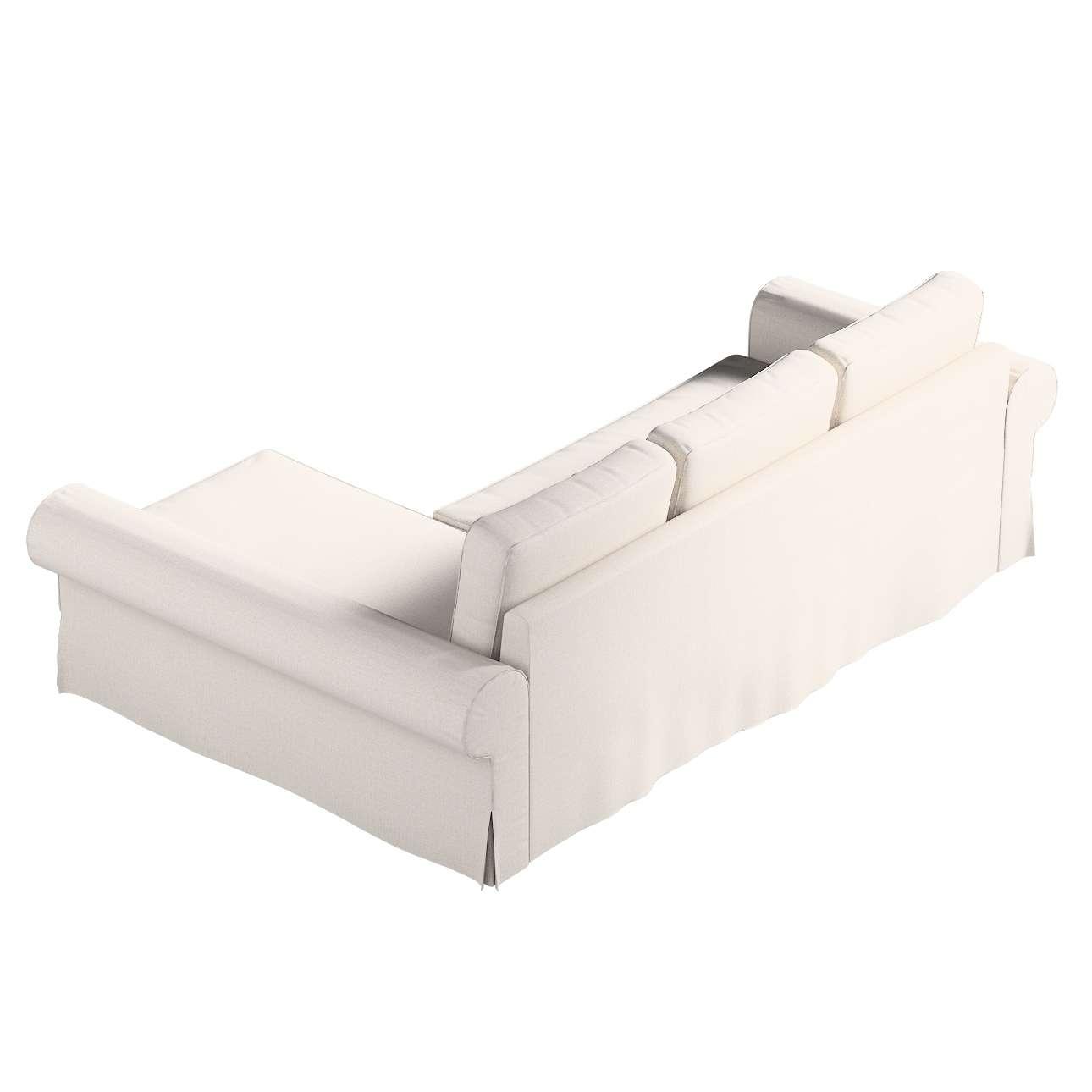 Pokrowiec na sofę Backabro rozkładaną z leżanką w kolekcji Living II, tkanina: 161-00
