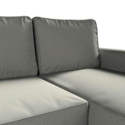 Pokrowiec na sofę Backabro rozkładaną z leżanką w kolekcji Etna, tkanina: 161-25