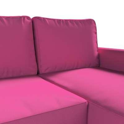 Pokrowiec na sofę Backabro rozkładaną z leżanką w kolekcji Living II, tkanina: 161-29
