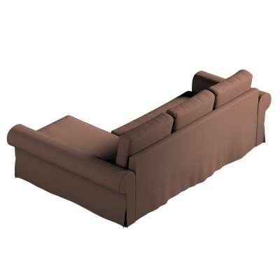 """""""Backabro"""" užvakalas sofai su gulimuoju krėslu 161-73 šokoladinė Kolekcija Bergen"""