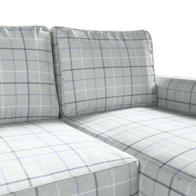 Pokrowiec na sofę Backabro rozkładaną z leżanką w kolekcji Edinburgh, tkanina: 703-18
