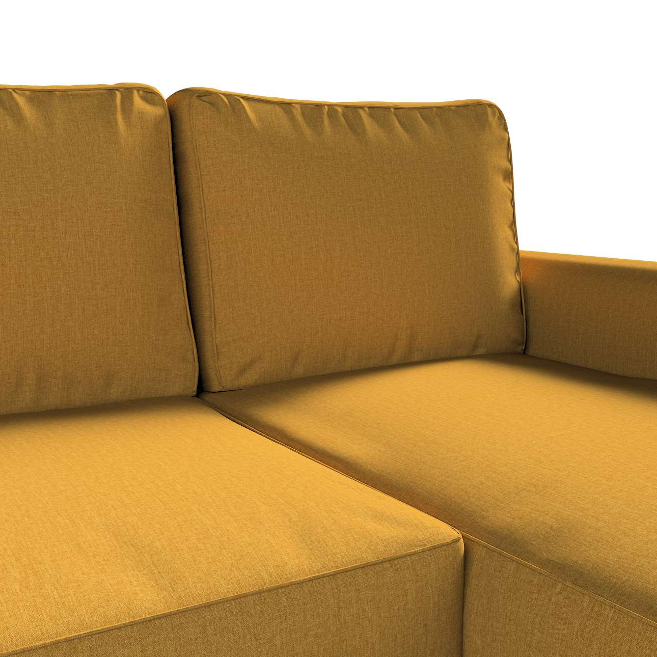 Pokrowiec na sofę Backabro rozkładaną z leżanką w kolekcji City, tkanina: 704-82