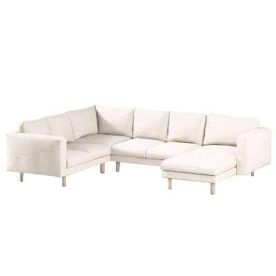 Bezug für Norsborg 5-Sitzer Ecksofa mit Recamiere IKEA