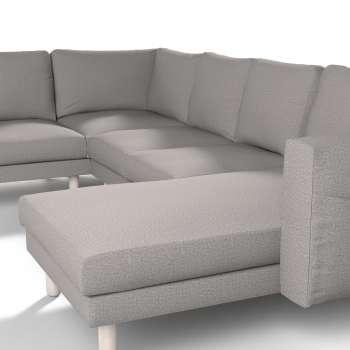 Pokrowiec na sofę narożną Norsborg 5-osobową z szezlongiem w kolekcji Edinburgh, tkanina: 115-81